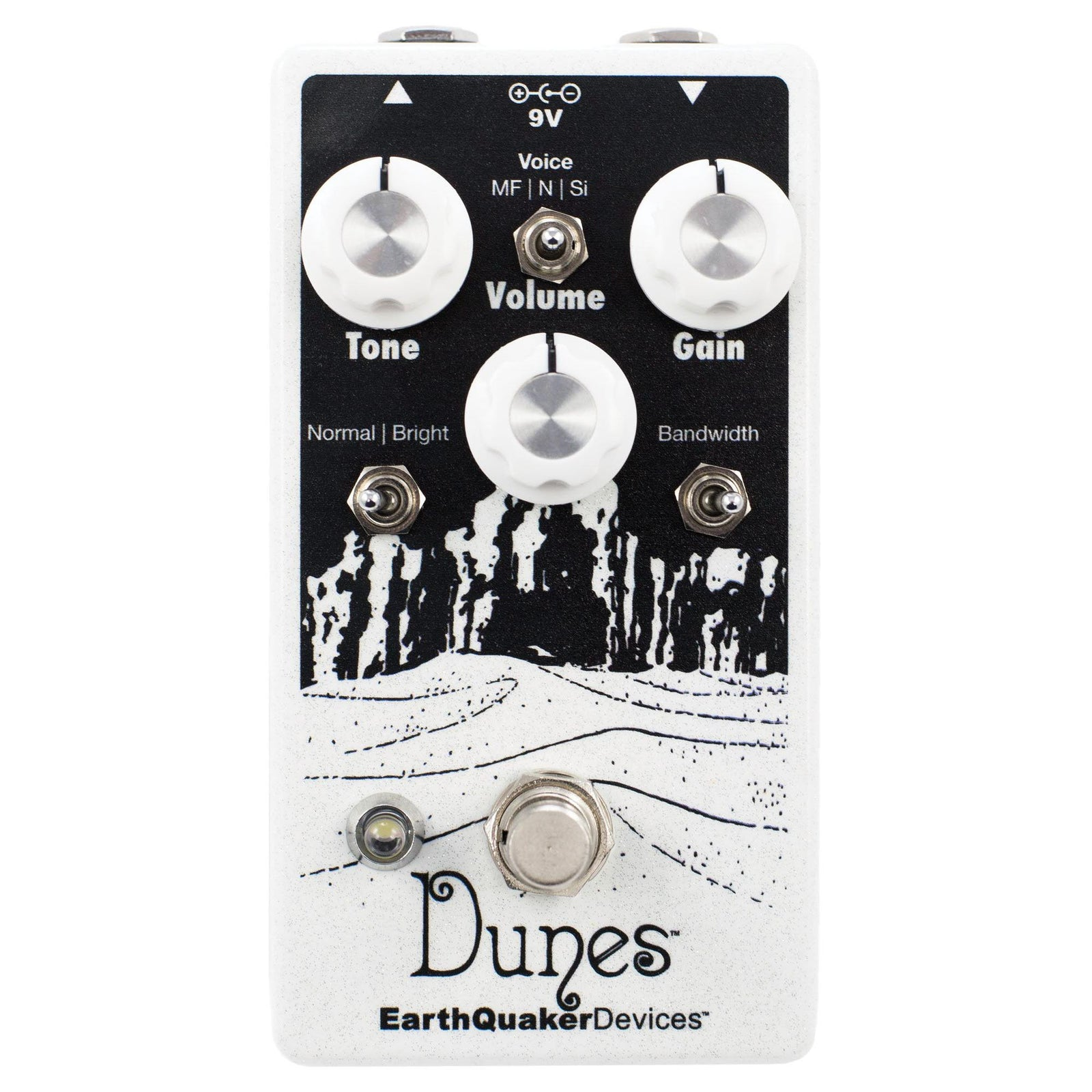 Earthquaker Dunes V2 Mini Mega Ultimate Overdrive