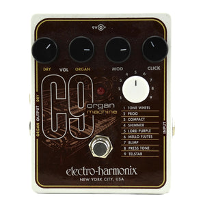 Electro Harmonix C9 Organ Machine