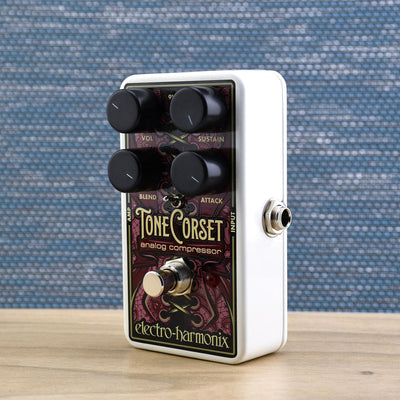 Used FREE 2 DAY SHIP Electro-Harmonix Tone Corset Analog Compressor