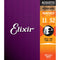 Elixir Custom Light 11-52 Nanoweb Phosphor Bronze