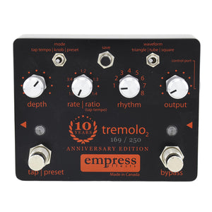 Empress Limited Edition 10th Anniversary Tremolo 2