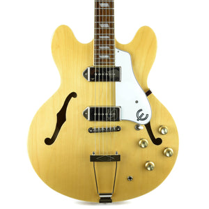 Epiphone Casino Natural - Chrome Hardware - Used