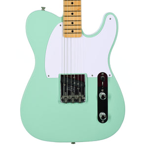 Fender 70th Anniversary Esquire Maple, Surf Green