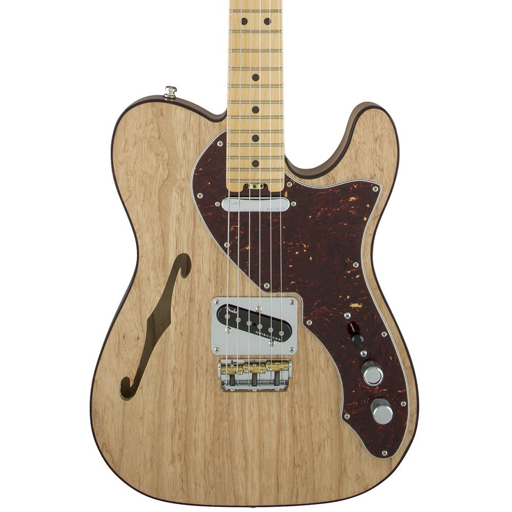 Fender American Elite Telecaster Thinline - Natural
