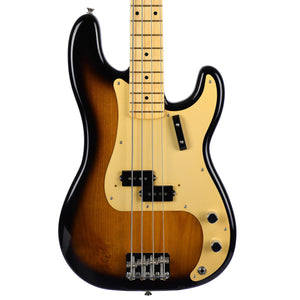Fender American Original '50S Precision Bass - Maple Fingerboard - 2-Color Sunburst