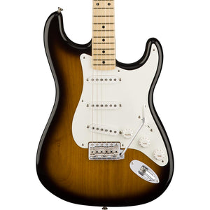 Fender American Original '50S Stratocaster - Maple Fingerboard - 2-Color Sunburst
