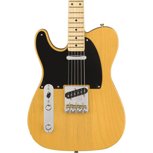 Fender American Original '50S Telecaster Left-Hand - Maple Fingerboard - Butterscotch Blonde