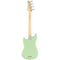 Fender American Performer Mustang Bass - Rosewood - Satin Surf Green
