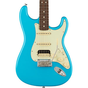 Fender American Professional II Stratocaster HSS Rosewood, Miami Blue