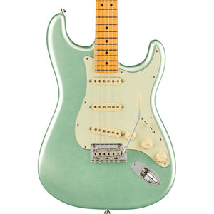 Fender American Professional II Stratocaster Maple, Mystic Surf Green