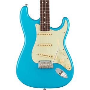 Fender American Professional II Stratocaster Rosewood, Miami Blue