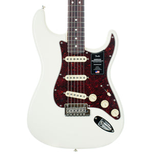 Fender American Professional II Stratocaster Rosewood, Olympic White