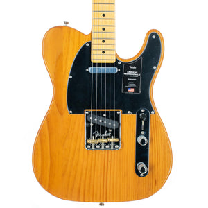 Fender American Professional II Telecaster Maple, Roasted Pine