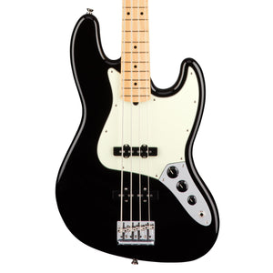 Fender American Professional Jazz Bass - Black - Maple