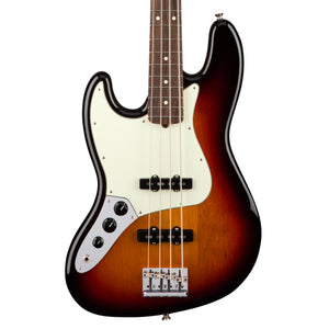 Fender American Professional Jazz Bass Left Handed - 3-Color Sunburst - Rosewood