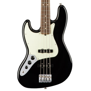 Fender American Professional Jazz Bass Left Handed - Black - Rosewood