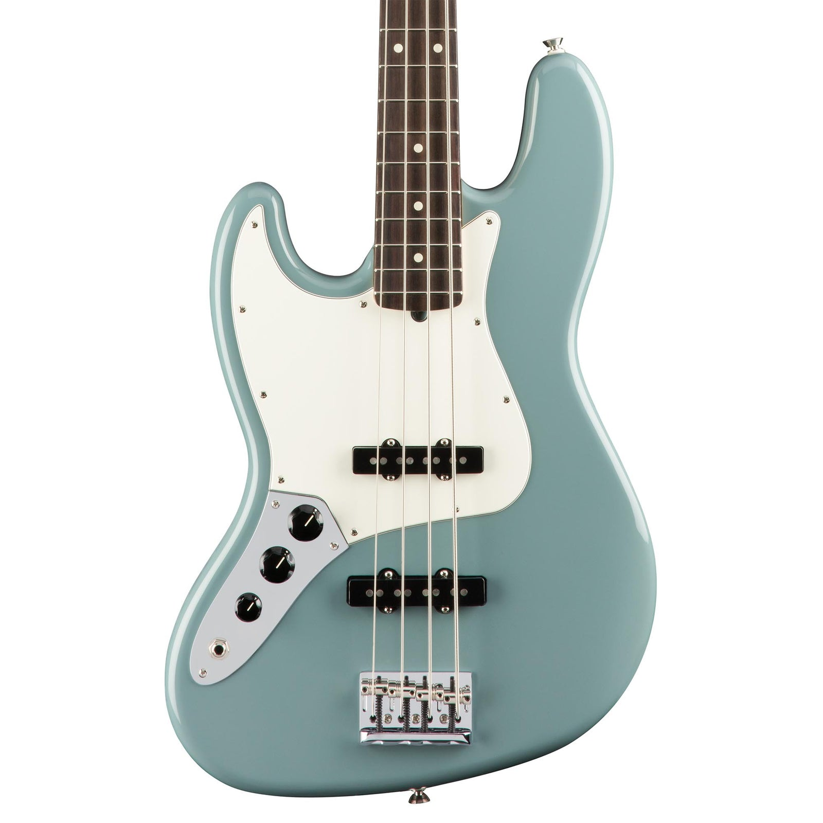 Fender American Professional Jazz Bass Left Handed - Sonic Gray - Rosewood
