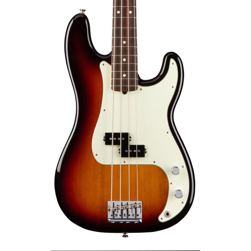 Fender American Professional Precision Bass - 3-Color Sunburst - Rosewood