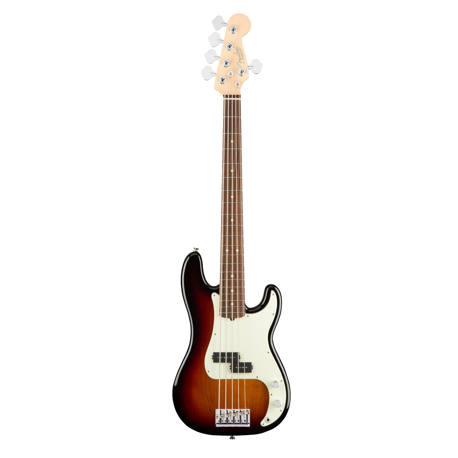Fender American Professional Precision Bass V - 3-Color Sunburst - Rosewood