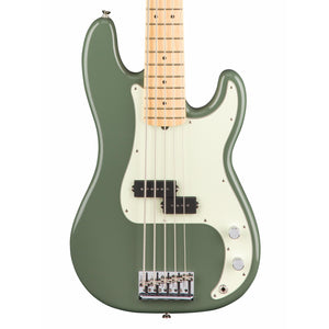 Fender American Professional Precision Bass V - Antique Olive - Maple