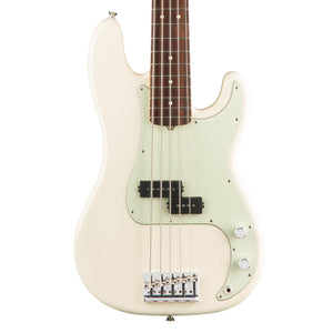 Fender American Professional Precision Bass V - Olympic White - Rosewood