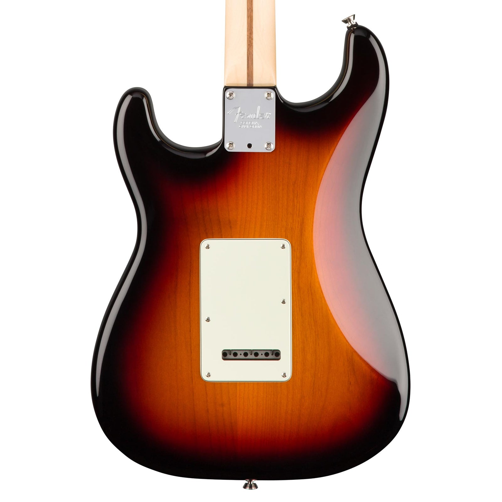 Fender American Professional Stratocaster HSS Shawbucker - 3-Color Sunburst - Maple