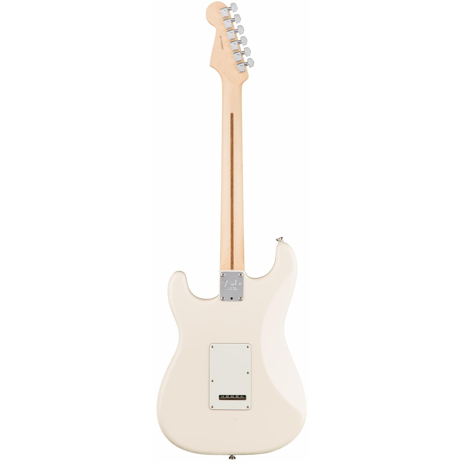 Fender American Professional Stratocaster HSS Shawbucker - Olympic White - Maple