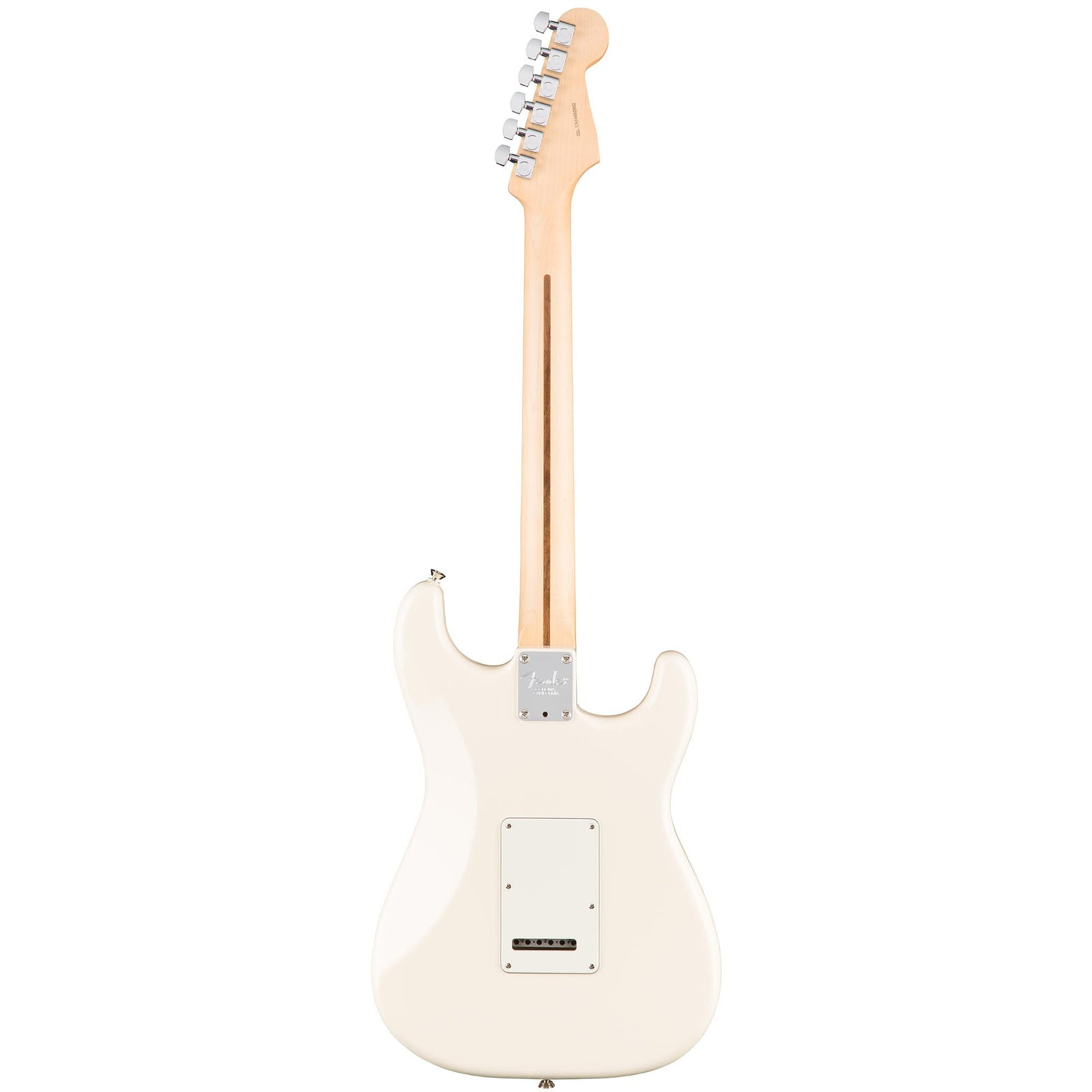 Fender American Professional Stratocaster Left Handed - Olympic White - Rosewood