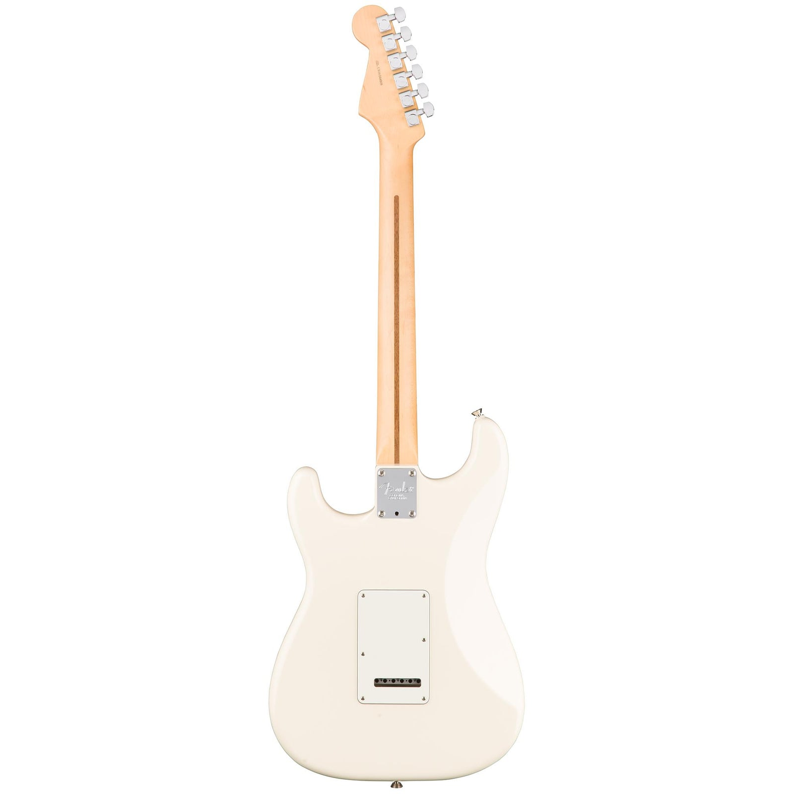 Fender American Professional Stratocaster - Olympic White - Maple