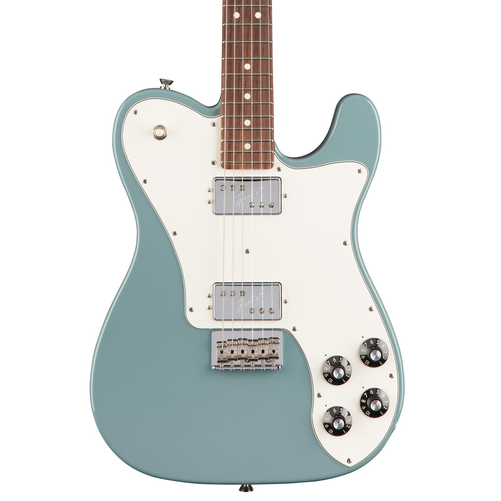 Fender American Professional Telecaster Deluxe Shawbucker - Sonic Gray - Rosewood