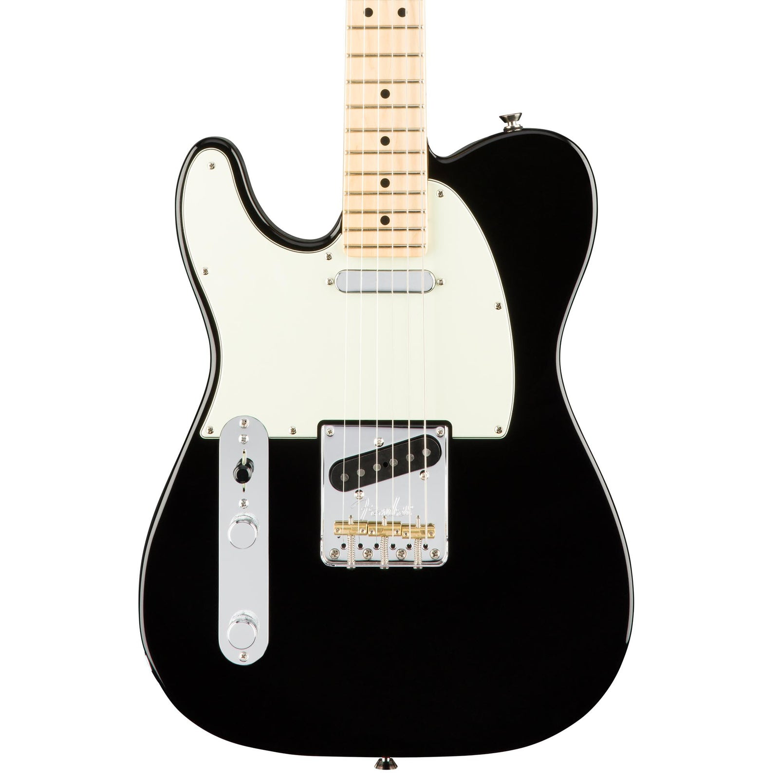Fender American Professional Telecaster Left Handed - Black - Maple