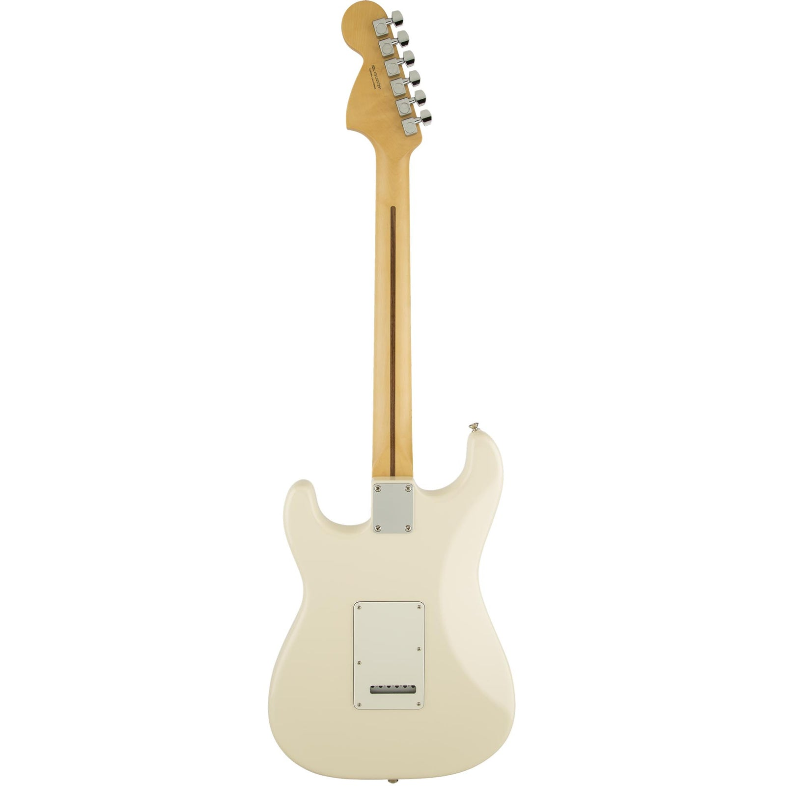 Fender American Special Stratocaster - Maple Fingerboard - Olympic White