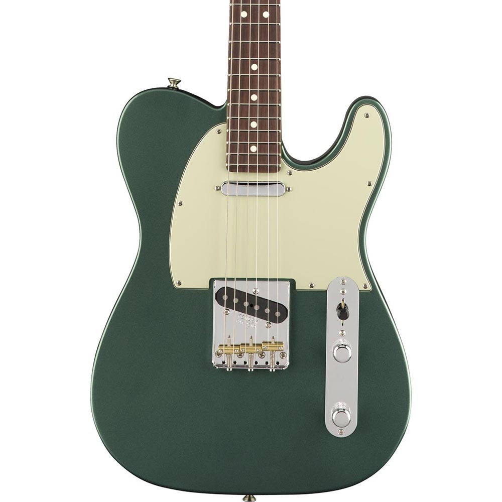 Fender American Special Telecaster - Rosewood - Sherwood Green Metallic