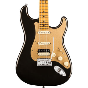 Fender American Ultra Stratocaster HSS Maple Fingerboard Texas Tea