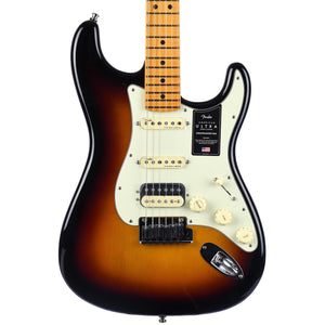 Fender American Ultra Stratocaster HSS Maple Fingerboard Ultraburst
