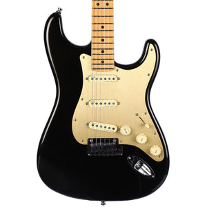 Fender American Ultra Stratocaster Maple Fingerboard Texas Tea