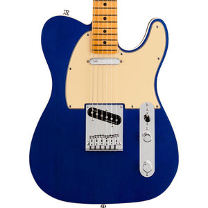 Fender American Ultra Telecaster Maple Fingerboard Cobra Blue