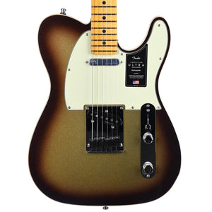 Fender American Ultra Telecaster Maple Fingerboard Mocha Burst