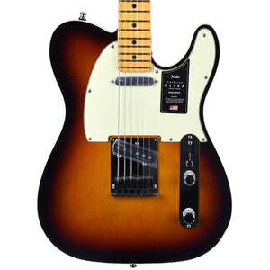 Fender American Ultra Telecaster Maple Fingerboard Ultraburst