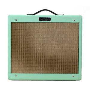 Fender Blues JR IV Surf Green P12Q 120V FSR 2018