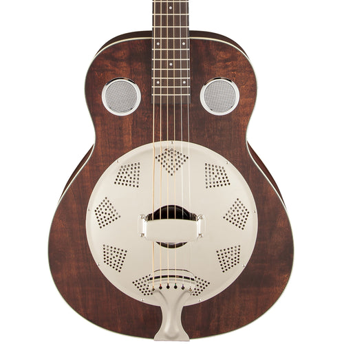 Fender Brown Derby Resonator, Brown Stain