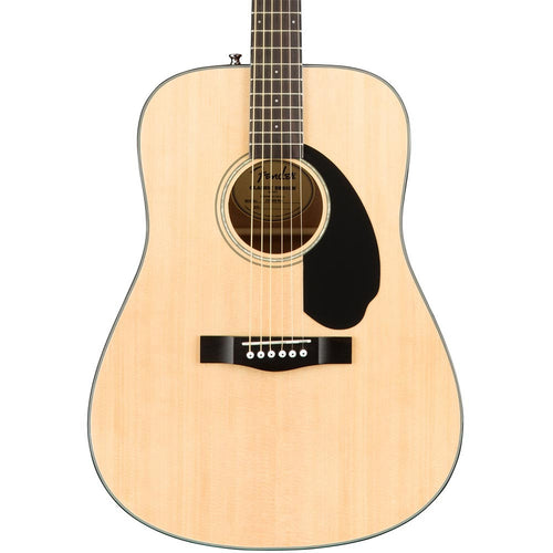 Fender CD-60S Acoustic Guitar - Natural