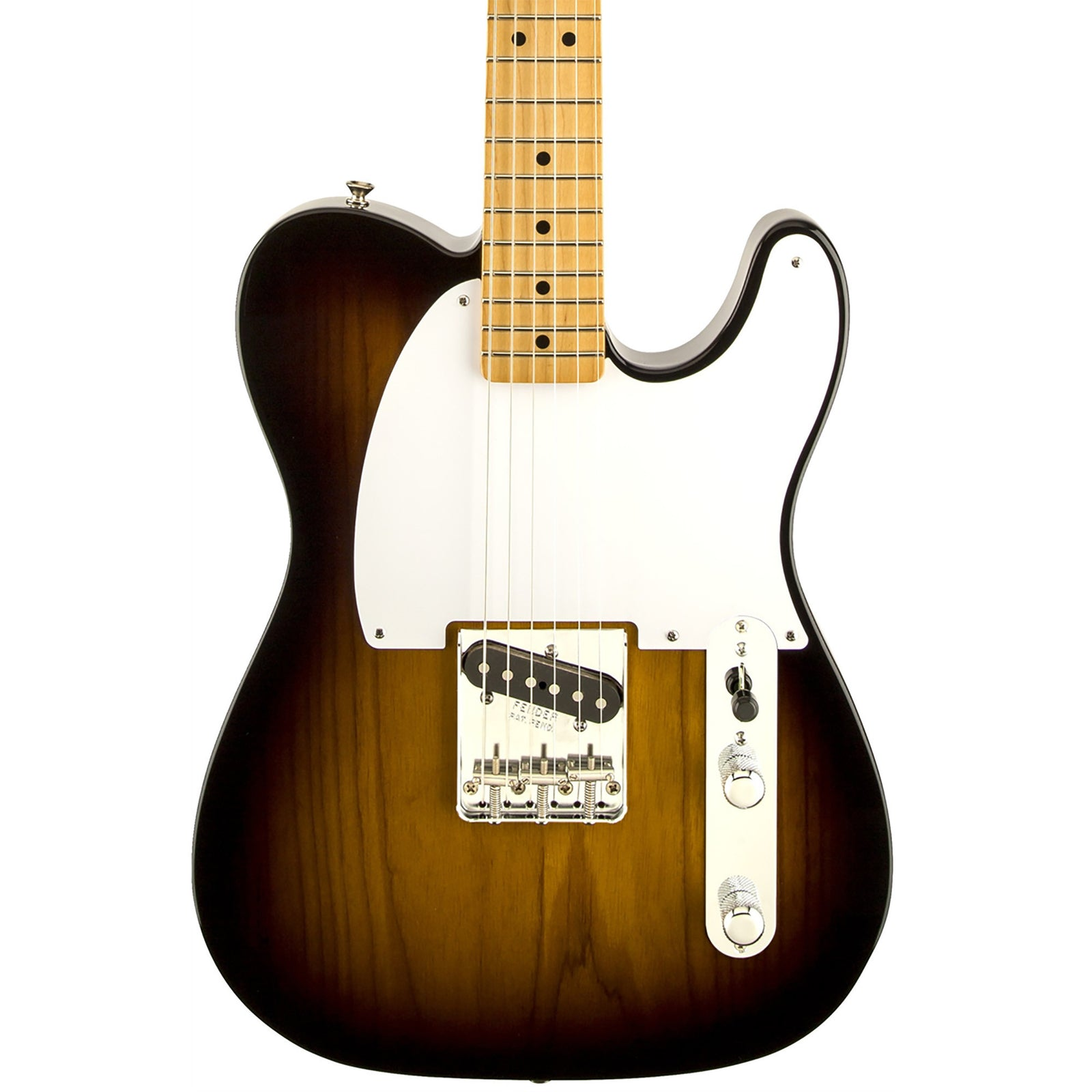 Fender Classic Series '50S Esquire - Maple Fingerboard - 2-Color Sunburst