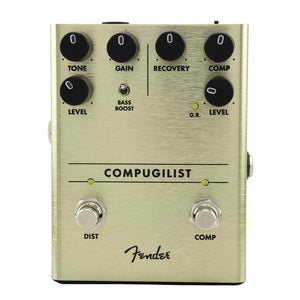 Fender Compugilist Compressor Distortion