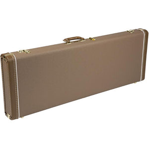 Fender Deluxe Jaguar/Jazzmaster/Toronado/Jagmaster Multi-Fit Case - Brown