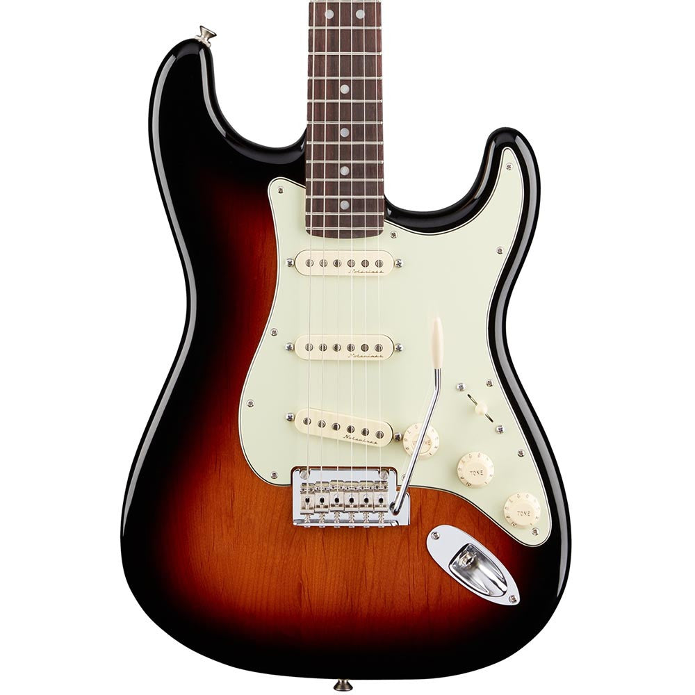 Fender Deluxe Roadhouse Stratocaster - 3-Tone Sunburst
