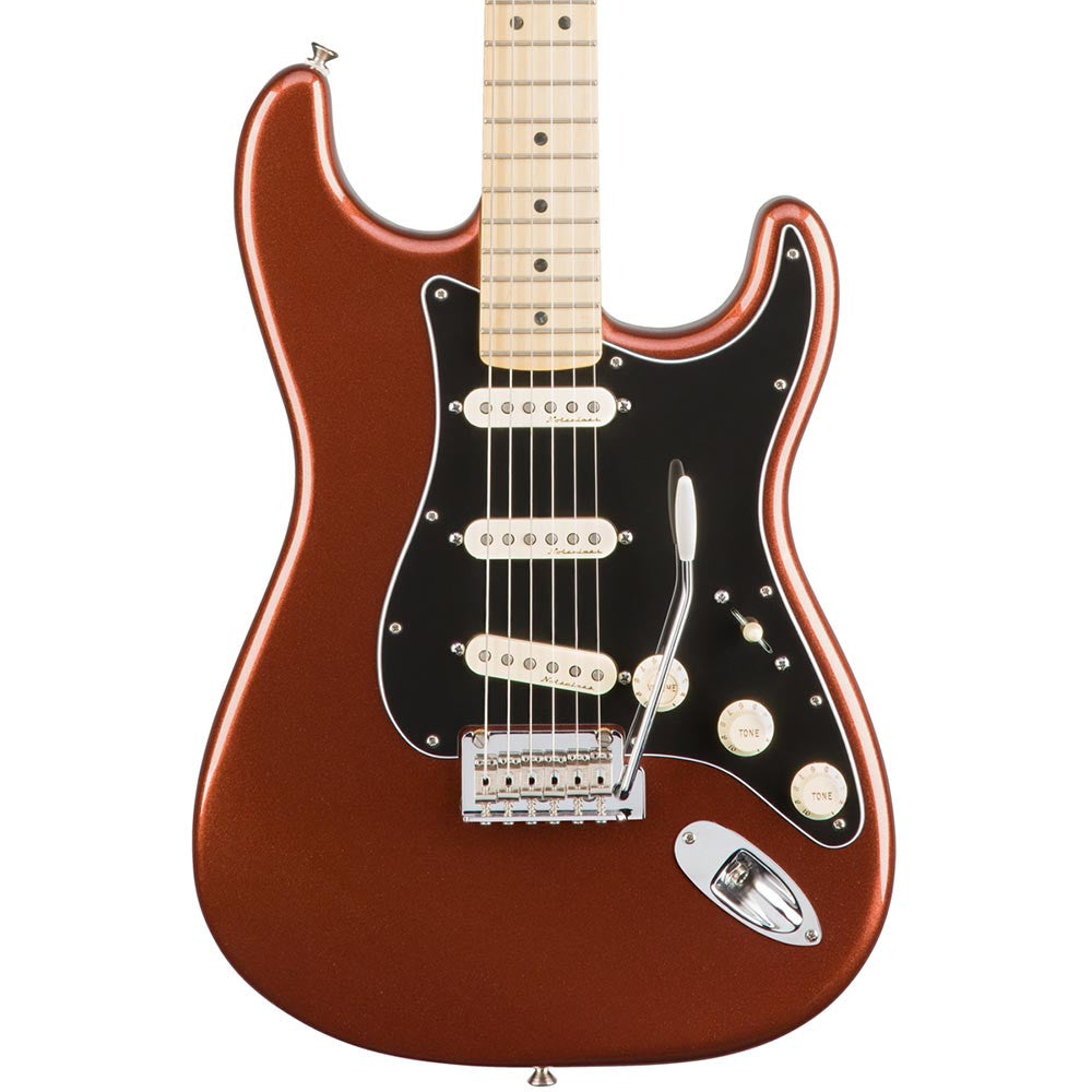 Fender Deluxe Roadhouse Stratocaster - Classic Copper