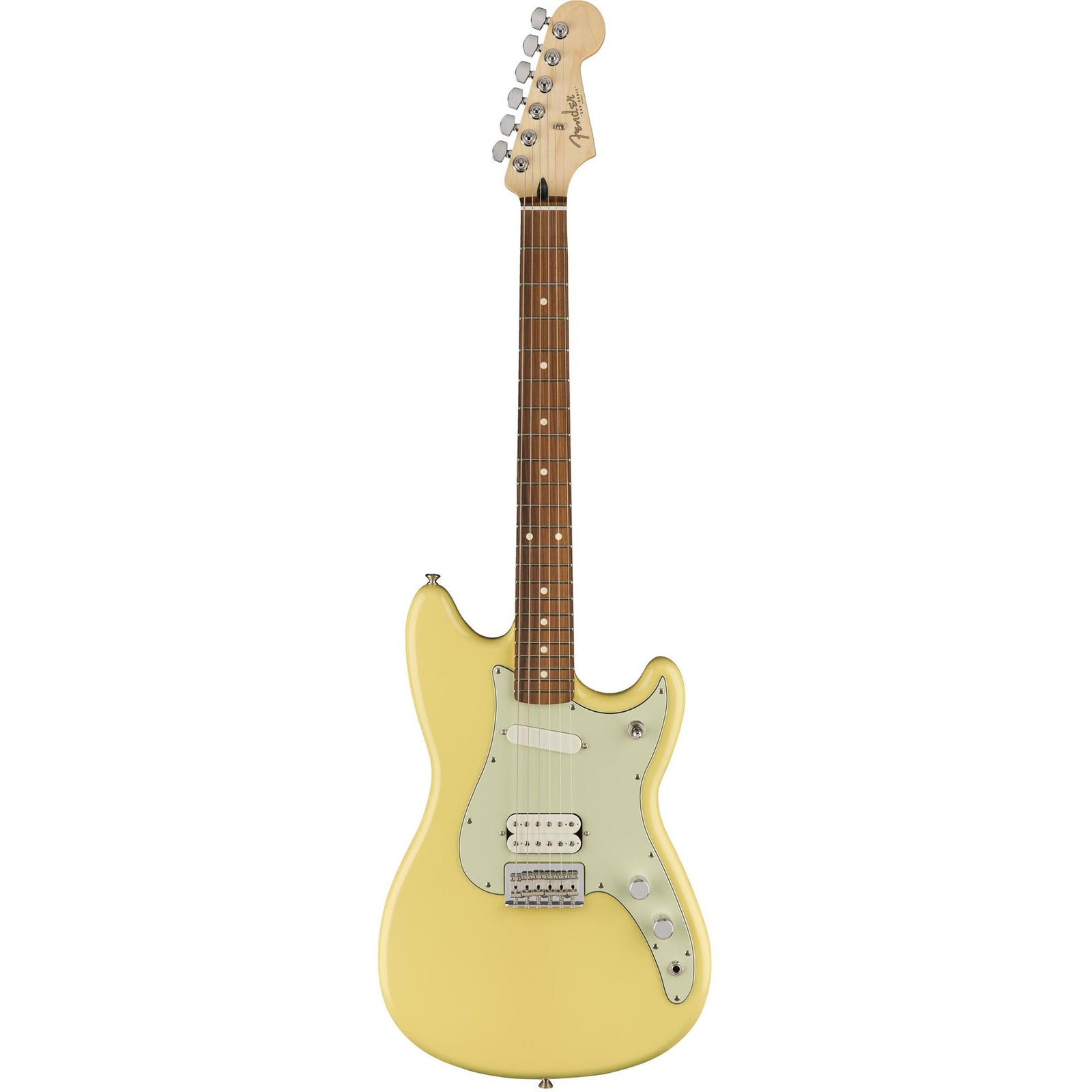 Fender Duo-Sonic HS - Pau Ferro Fingerboard - Canary Diamond