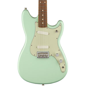 Fender Duo-Sonic - Pau Ferro Fingerboard - Surf Green