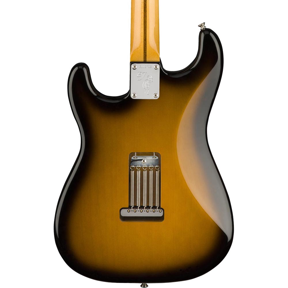 Fender Eric Johnson Thinline Stratocaster - Maple - 2-Color Sunburst